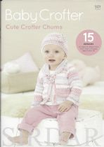 Sirdar Snuggly Baby Crofter Dk - Books